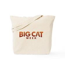 Big Cat Week Tote Bag