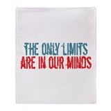 No limits - Throw Blanket