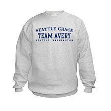 Team Avery - Seattle Grace Sweatshirt