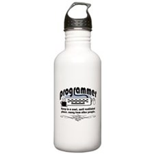 Programmer Water Bottle