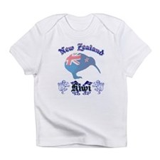 Classic New Zealand Kiwi Infant T-Shirt