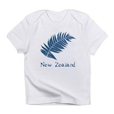 New Zealand Leaves Infant T-Shirt