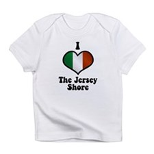 I Love the Jersey Shore Infant T-Shirt