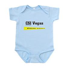 CSI Vegas Infant Bodysuit