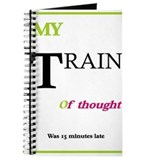 My Train of Thought Journal