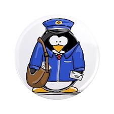 "Cute Postal 3.5"" Button (100 pack)"