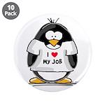 I Love My Job Penguin 3.5