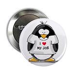 I Love My Job Penguin 2.25