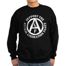 Cool Animal liberation front Sweatshirt