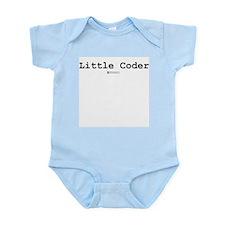 Little Coder -  Infant Creeper