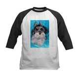 Miniature schnauzer Kids Baseball Jerseys