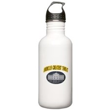 America's Greatest Threat Water Bottle