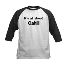 It's all about Cahill Tee