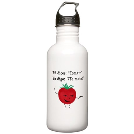 Tomate Stainless Water Bottle 1.0L