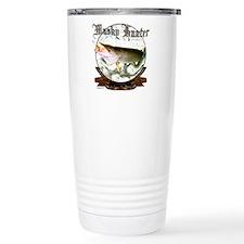 Musky Hunter Travel Mug