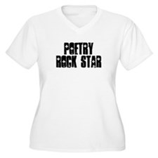 Poetry Rock Star T-Shirt