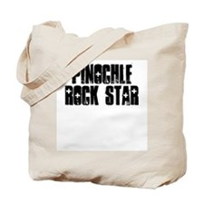 Pinochle Rock Star Tote Bag