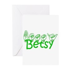Betsy Greeting Cards (Pk of 20)