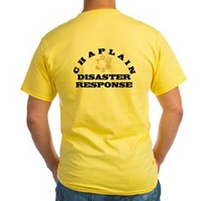 Disaster Response Chaplain T