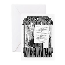 MAKE MY DAY! Greeting Cards (Pk of 10)