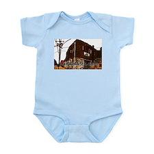 Ruin for Rent II Infant Bodysuit