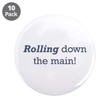 "Rolling / Main 3.5"" Button (10 pack)"