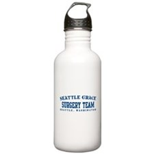 Surgery Team - Seattle Grace Stainless Water Bottl