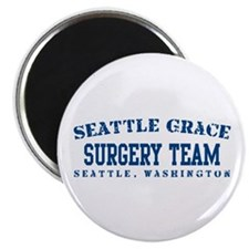 Surgery Team - Seattle Grace Magnet