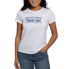 Surgery Team - Seattle Grace Women's T-Shirt