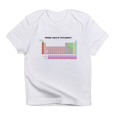Periodic Table Infant T-Shirt