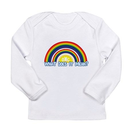 Double Rainbow Long Sleeve Infant T-Shirt