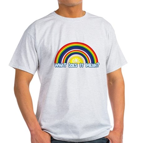 Double Rainbow Light T-Shirt