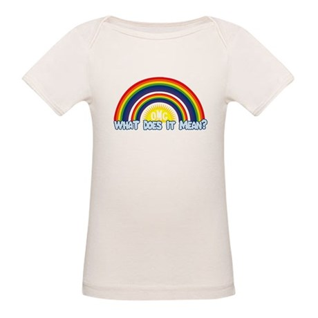 Double Rainbow Organic Baby T-Shirt