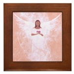 Angel : Framed Tile