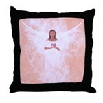 Angel : Throw Pillow