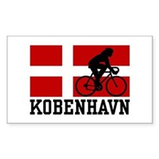 Kobenhaven Cycling Female Decal