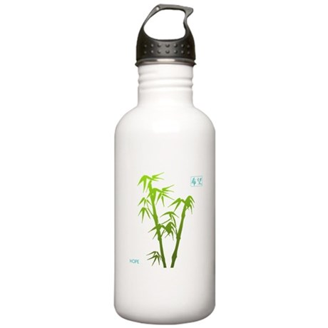 Bamboo Hope Stainless Water Bottle 1.0L