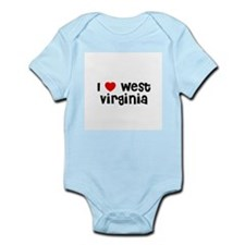 I * West Virginia Infant Creeper
