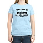 Medical Billing and Coding Women's Light T-Shirt