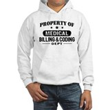 Medical Billing and Coding Hoodie