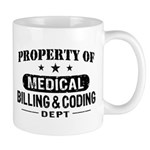 Medical Billing and Coding Mug