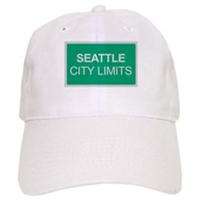 City Limits Baseball Cap