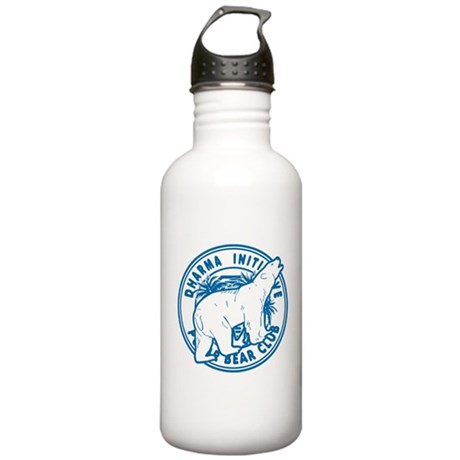 Dharma Polar Bear Club Stainless Water Bottle 1L