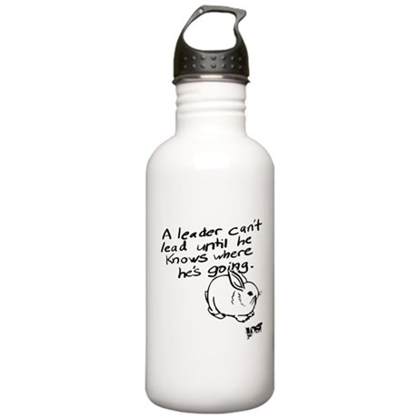 A Leader LOST Stainless Water Bottle 1L