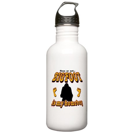 Bigfoot is my Homeboy Stainless Water Bottle 1L