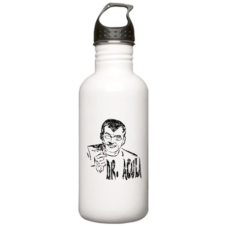 Dr Acula Stainless Water Bottle 1L
