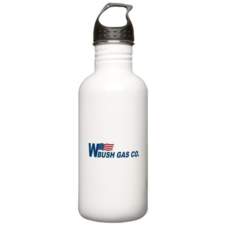 Bush Gas Company Stainless Water Bottle 1L