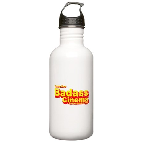 Badass Cinema Stainless Water Bottle 1L