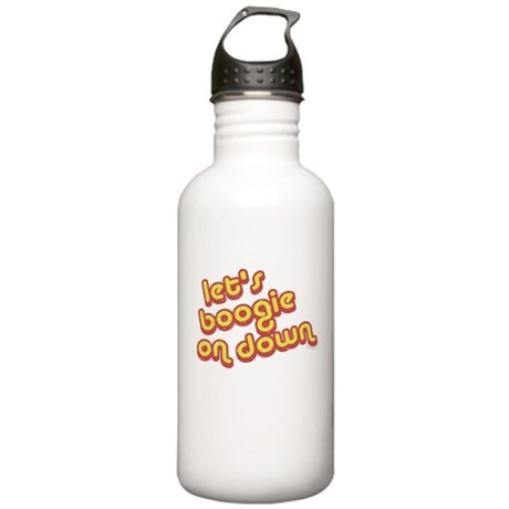 Boogie Down Stainless Water Bottle 1L