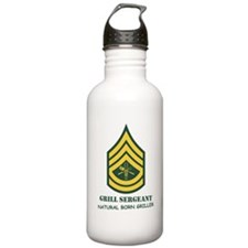 Grill Sgt. Water Bottle